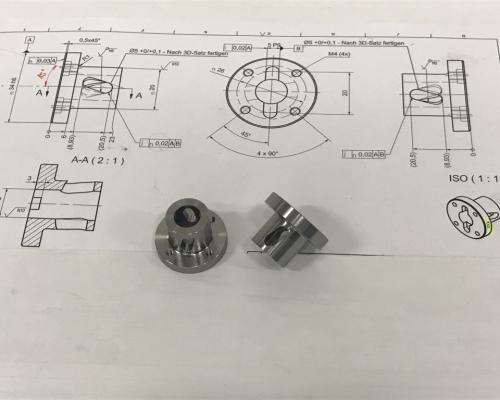 CNC soustružení Prano s.r.o. I.