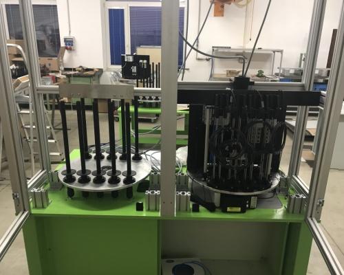 Prototypová výroba a poradenství Prano s.r.o. II.
